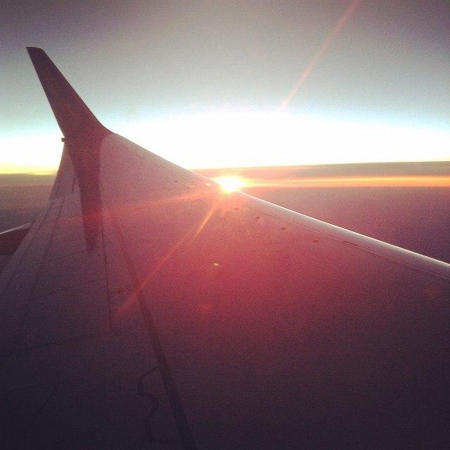Иван Будько в самолете летит в Дубай