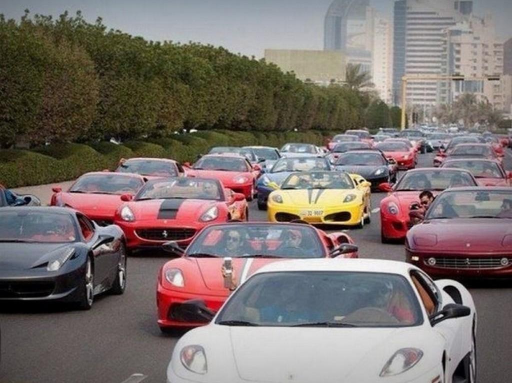 Дубай Машины