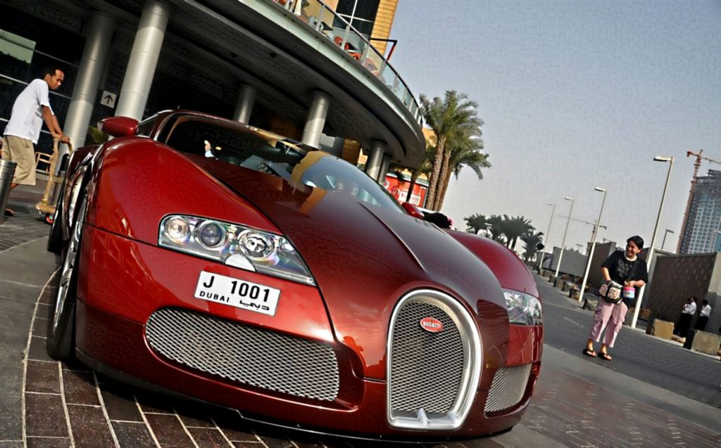 Как получить водительские права в Дубае?