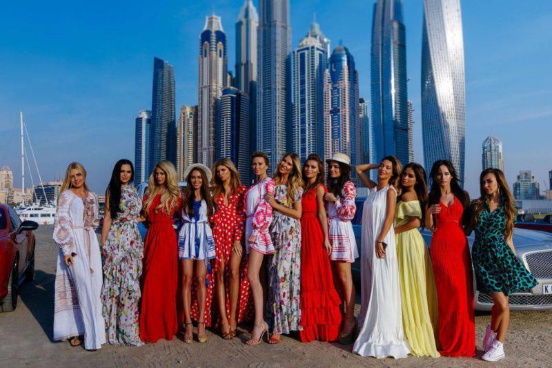 Как открыть модельный бизнес в Дубае?