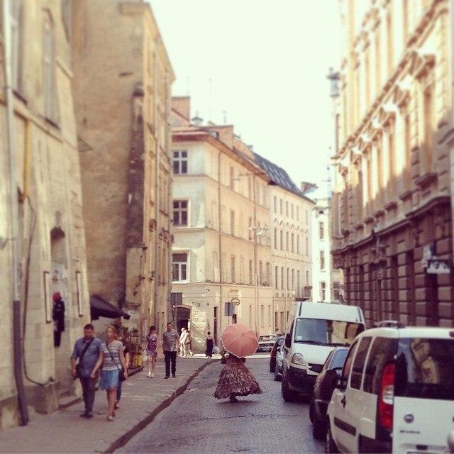 Львов Улица