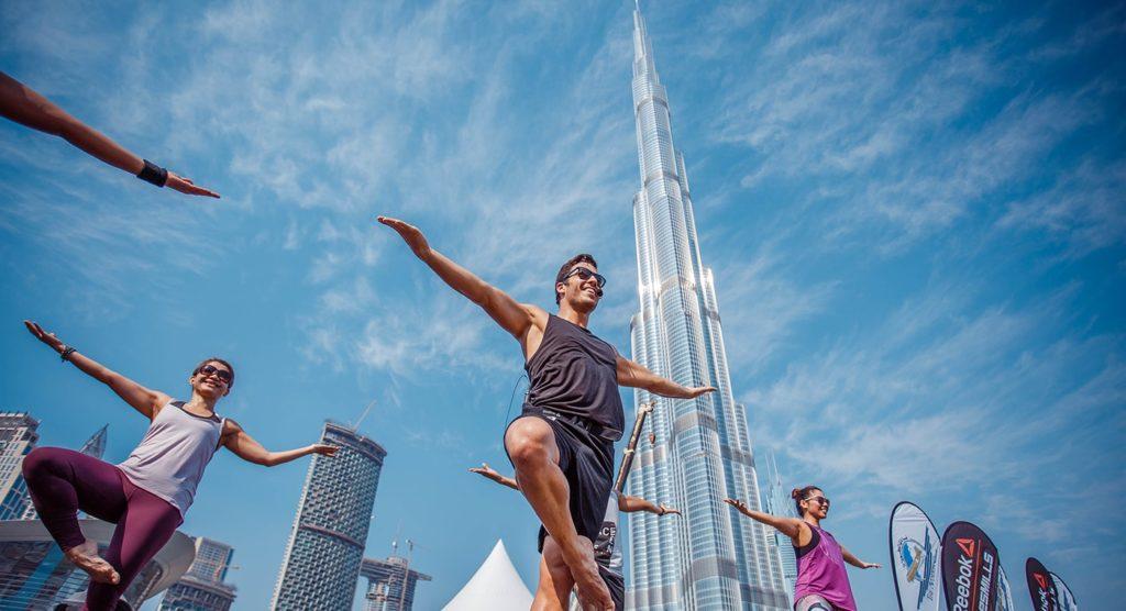 Жизнь и работа в Дубае: зарплаты фитнес тренеров в Дубае