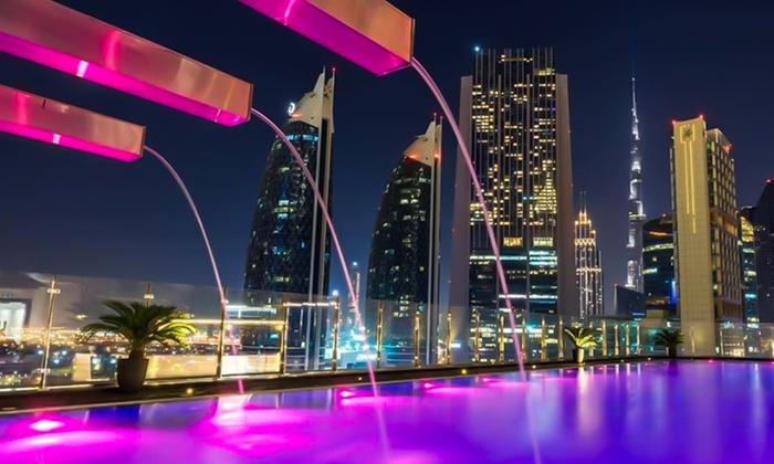 Отдых в Дубае. ТОП 5 НЕОБЫЧНЫХ ОТЕЛЕЙ ДУБАЯ