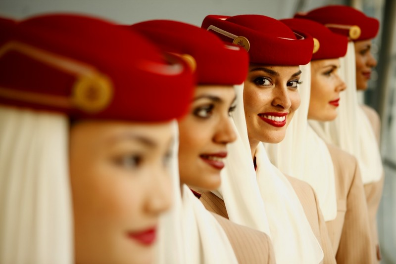 Работа в Дубае. От стюардессы в Дубае до бизнеса мечты